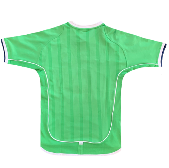maillot saint etienne vintage saison 2001-2001 game one umbro