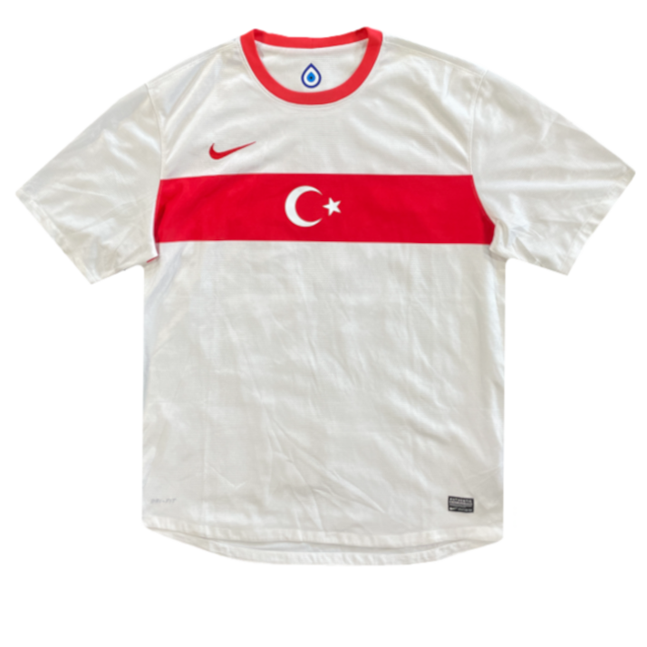 maillot turquie euro 2004 nike rouge