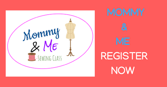 Mommy & Me - Learn to Sew & Craft
