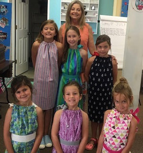 Pop Up Day Camp - Sewing, Painting & Crafts