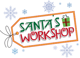 Santa's Workshop - Holiday Craft Workshops