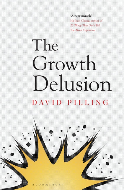 The Growth Delusion: By David Pilling