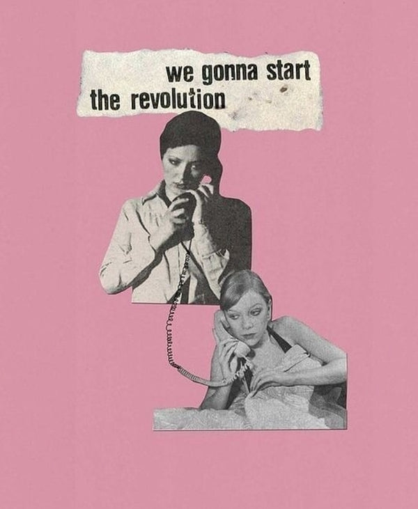 New Year's Resolution? Make It A REVOLUTION!