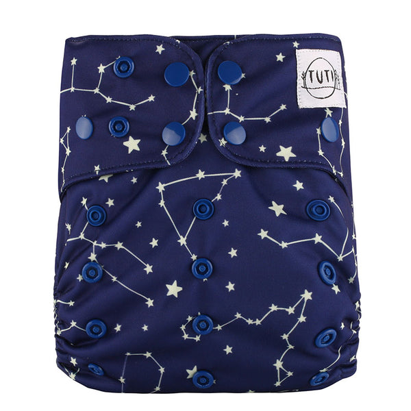 Constellation Cloth Nappy
