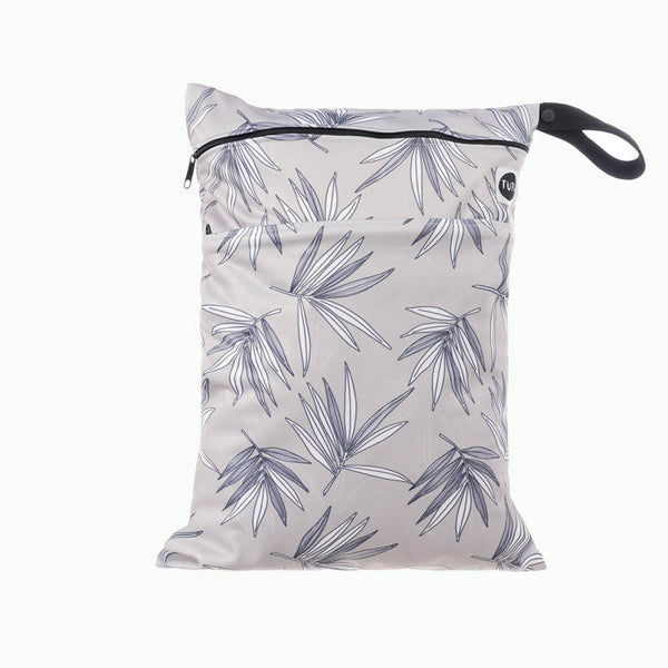 DEEP FAWN MEDIUM DOUBLE POCKET WETBAG