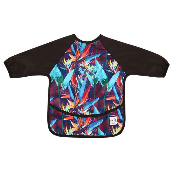Tropic Thunder Sleeved Bib