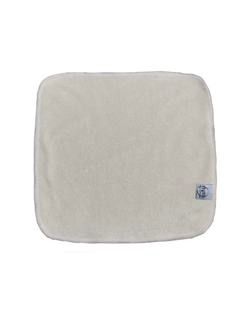 Bamboo Cotton Reusable Baby Wipes (20 Pack)