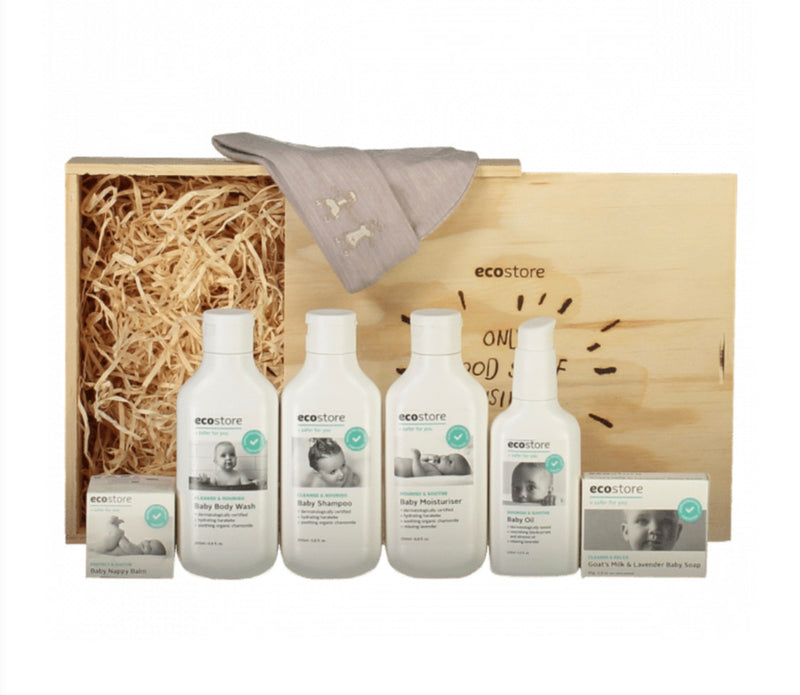 Ecostore All About Baby Gift Box
