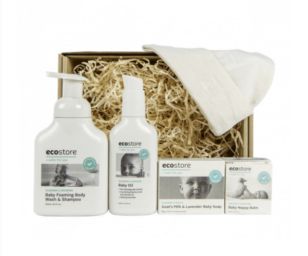 Ecostore Bathtime to Bedtime Gift Box
