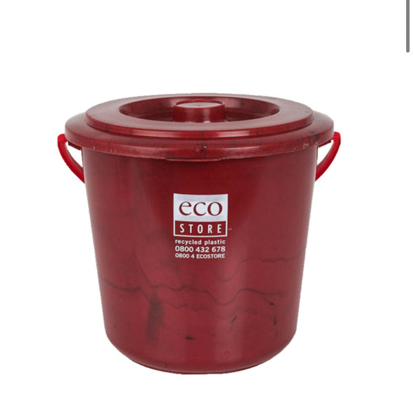 Ecostore Recycled Plastic Bucket (10L)