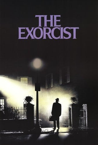 """THE EXORCIST"" POSTER **FREE SHIPPING (US)"