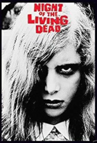 """NIGHT OF THE LIVING DEAD"" POSTER **FREE SHIPPING (US)"