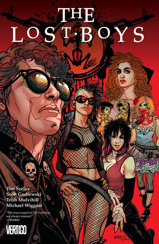 """LOST BOYS"" GRAPHIC NOVEL"