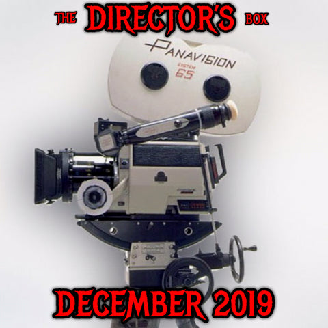the DIRECTORS Box **PRE ORDER** CRYPT SIZE (US only)