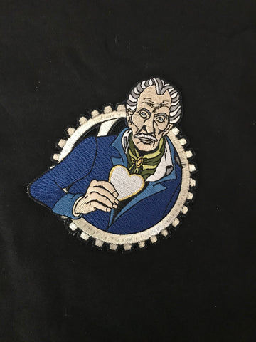 """THE INVENTOR"" Officially Licensed Iron on Patch"