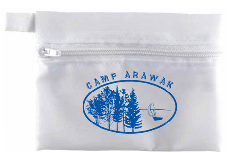 """CAMP ARAWAK"" Travel Pouch"