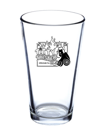 """DUSK TILL DAWN"" Pint Glass"