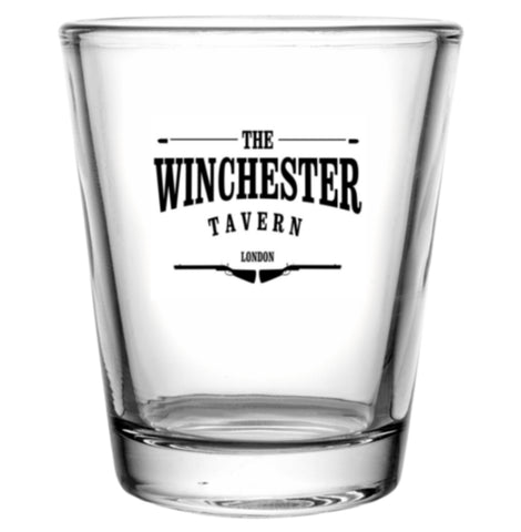 """WINCHESTER"" Shot Glass"