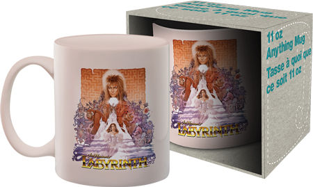 """LABYRINTH"" Aquarius Mug - **FREE SHIPPING US ONLY**"
