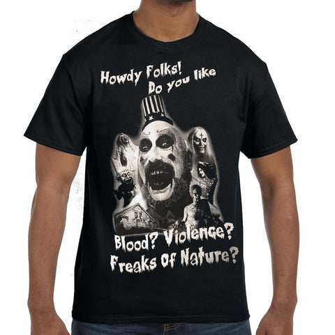 """HOUSE OF REJECTS"" T-Shirt"