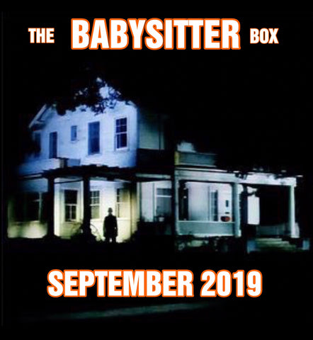 The BABYSITTER Box **PRE ORDER** CRYPT SIZE (US only)