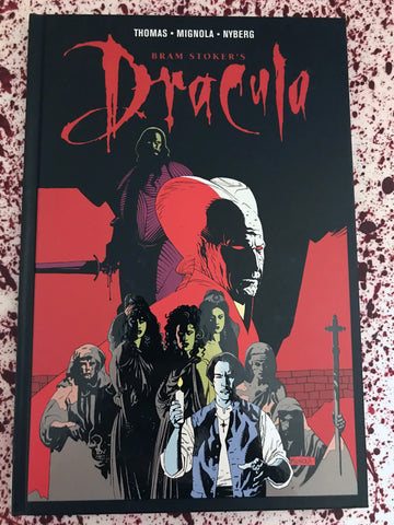 """Dracula"" Graphic Novel"