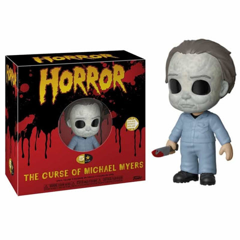 FUNKO 5 STAR: HALLOWEEN - MICHAEL MYERS **Free Shipping US**