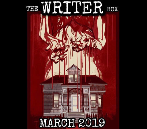 The WRITER (March) Box CRYPT SIZE