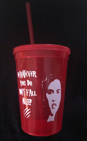 """DON'T FALL ASLEEP"" Cup"