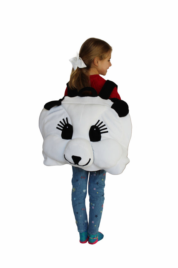 Tuck-A-Way 3-Dimentional Sleeping Bag - Party Panda