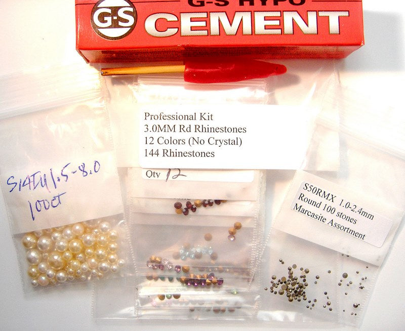 Jewelry Repair Kits and Supplies