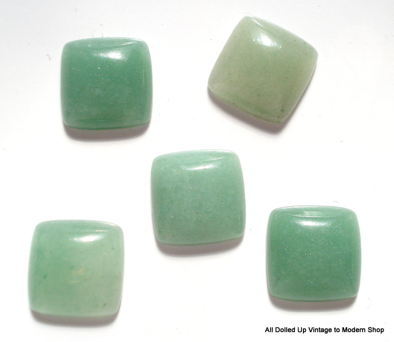 Green Adventurine Natural Stones