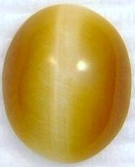 Tiger's Eye Honey Natural Stones