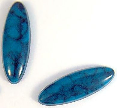 15x5mm Oval Cabochons