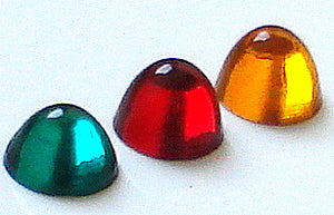 6mm (2099/4) Round Cabochon (High Dome)