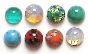 5mm (1684) Round Cabochons (Specialty)