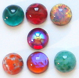 9mm (1684) Round Cabochons (Specialty)