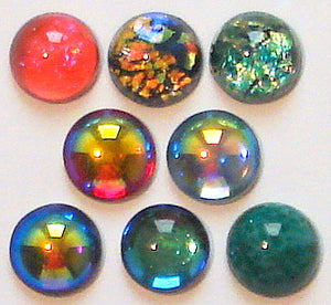 11mm (1684) Round Cabochons (Specialty)