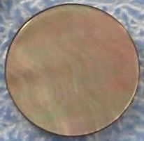 10mm Round Black Tahitian Mother of Pearl