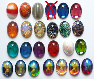 18x13mm (1685) OVAL CABOCHONS (Specialty)