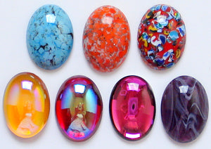25x18mm (1685) Oval Cabochons (Specialty)