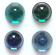 3mm (2099/4) Round Cabochons (High Dome)