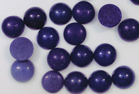 6mm Natural Lapis Lazuli Round Cabochons