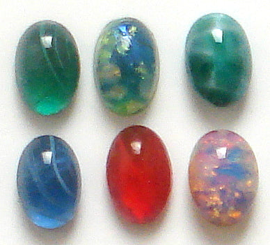 6x4mm (1685) Oval Cabochons (Specialty)