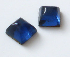 3.7mm (2062) Square Cabochons