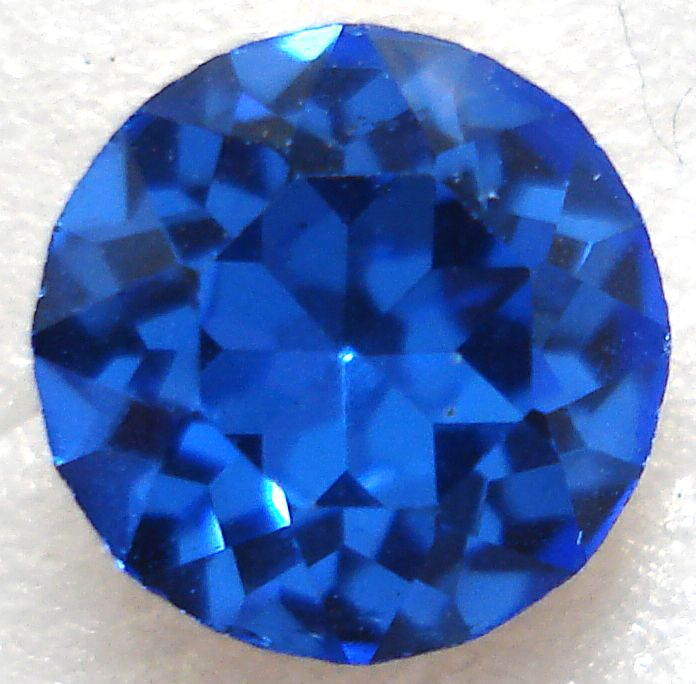29SS (1200) RD DENTELLES IN SAPPHIRE COLOR