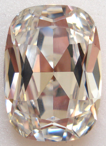 18X13MM (4570) CRYSTAL COLOR ANTIQUE CUSHION