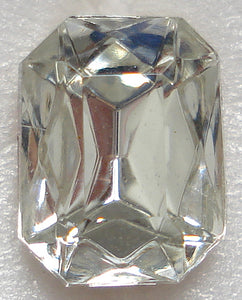 8X6MM (4600/2) CRYSTAL CUSHION OCTAGONS