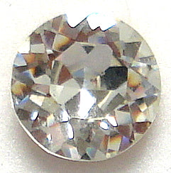 4.2-4.4mm (18SS) Round Dentelles IN CRYSTAL