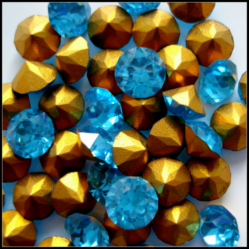 5.0MM (1200) (22SS) OLD AQUA DENTELLES